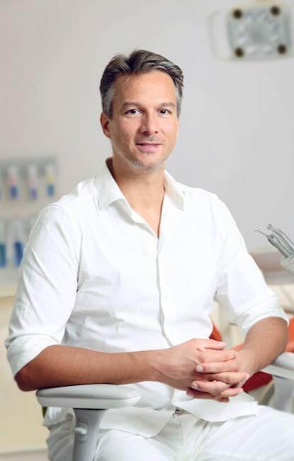 Ortodontista MUDr. Matúš Cinzer